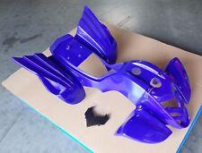 Plastic Body Frame Fenders For Kazuma Mini Falcon 90 90cc ATV Blue