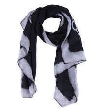 Women Scarf Spain Style Faux Silk Print Scarves Fashion Ladies Wraps Scarves SK