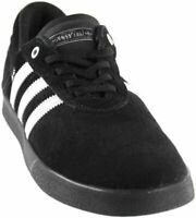adidas SILAS VULC Skate Shoes - Black - Mens