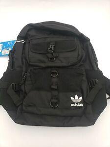 Adidas Originals MODULAR BACKPACK WITH A VERSATILE DESIGN Black