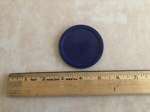 CARROM AIR HOCKEY PUCK * PURPLE * 2 1/2 INCH
