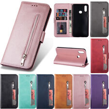 Zipper Wallet Leather Flip Case Cover For Samsung A50 S20 A51 A71 A11 A31 A21s