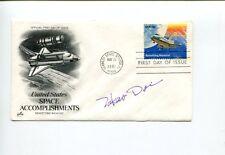 Takao Doi Japanese NASA Astronaut STS Space Signed Autograph FDC