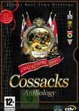 COSSACKS Collectors Ed. Anthology Back To War European Wars Art of War Top