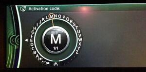 BMW FSC 2022 code + map Europe Premium, Move, Motion, Next NBT, EVO id4