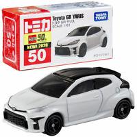 Tomica #50 Toyota GR Yaris 1/61 from Japan Takara Tomy