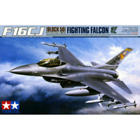 Tamiya 60315 Lockheed Martin F-16C [Block 50] Fighting Falcon(TM) 1/32