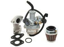 Carburetor & Intake Manifold Boot Air Filter For Honda Crf70 Crf70F 2004-2012