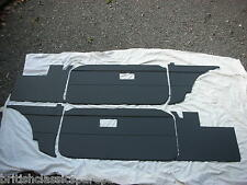 Interior Trim Panels MGB, MGC & GT's, choice of colors, piping, call for options