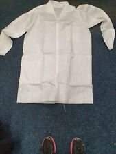 Pack of 11 XL Disposable Lab coats