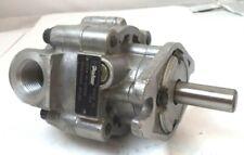 Parker 9/16 inch Dia Keyed Dual Rotation Hydraulic Aluminum Motor MGG20025-BA1B3