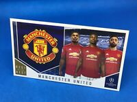 TOPPS BEST OF THE BEST 2020-21 20/21 SUPERSIZE CLUB CARDS MANCHESTER UNITED