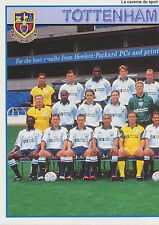 N°463 TEAM 1/2 TOTTENHAM HOTSPUR STICKER MERLIN PREMIER LEAGUE 1997
