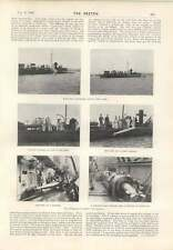 1901 Talbot De Malahide Protecting Torpedoes
