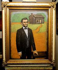 PRESIDENT LINCOLN  by Richard R. Nervig