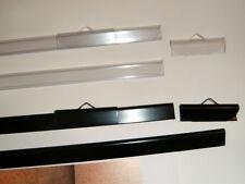 5 Paar Posterschienen 594 mm transpar. mit. 2 variabel verstellbaren Aufhängern