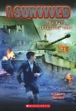 I Survived: The Nazi Invasion, 1944 by Lauren Tarshis (Paperback, 2014)