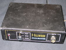 Fullroter HILLWOOD, analoger Rotary Effekt , gebraucht