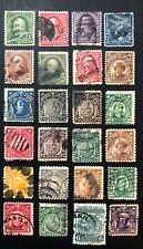 Scott Us Philippines Possessions Lot of 24 Stamps Catalog #s in Description