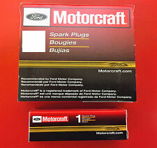 Set of 6 Brand New Genuine OEM Spark Plug Motorcraft SP-431