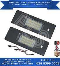 BMW 1 SERIES E63 E64 E81 E85 E86 E87 F12 LED NUMBER PLATE LIGHT ERROR FREE
