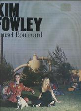 Sunset Boulevard Kim Fowley vinyl LP album record UK ILP002 ILLEGAL 1978
