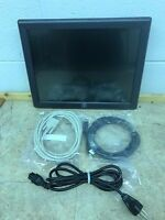 """Elo Touch Systems ET1515L-8CWC-1-GY-G 15"""" LCD Touchscreen Monitor"""