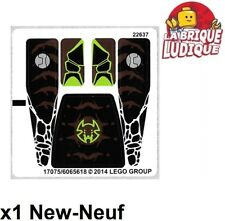 Lego 70134 Legends of Chima Lavertus's OUTLAND Set Base