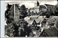 HOHNSTEIN Sachsen DDR Postkarte Jugendburg Burg Castle alte Postkarte