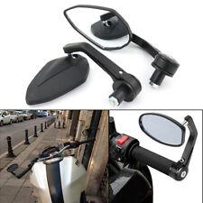 Handle Bar End Side Mirrors For Aprilia Dorsoduro 900 17-18 Caponord 1200 15-18