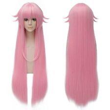 Cosplay Perücke K Project Neko cat Pink Lang party Kostüme Anime party haar