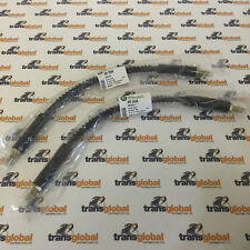 Land Rover Defender Front Brake Hose Flexi Pipe x2 (86-04) - Bearmach - BR 3568