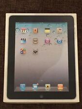 Apple Ipad 1st Generation Tablet 16GB Silver - Model A1219 Wi-Fi