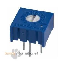 5x 5K BOURNS TOP TURN TRIMPOT Single 3386P-1-502  Potentiometer Trimmer