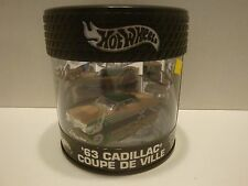 Hot Wheels Limited Edition '63 Cadillac Coupe De Ville Oil Can 1:64 C28-91
