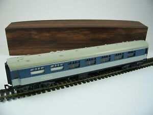 Liliput Pullman 1st Class Kitchen Car in Blue/Grey Livery 342 Ref. 1253 - Boxed