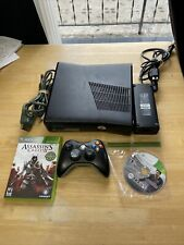 New listing Microsoft Xbox 360 S Slim 4Gb Console Kinect Bundle Controller 2 Games Tested