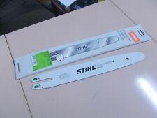 "Stihl OEM 14"" Guide Bar 3/8"" .043 50DL 3005-008-3909 192T 180 HT75 HT101 RM-ZF2D"