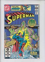 DC Comics Superman Comic No 370 - April 1982