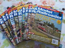 Kompletter Jahrgang Model Railroader 2015