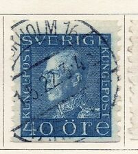 Sweden 1920-25 Early Issue Fine Used 50ore.  118398