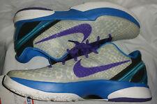 Nike Zoom Kobe VI SZ 10.5 Draft Day 429659 102 HU HOLI