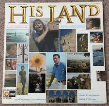 CLIFF RICHARD~HIS LAND~1970 US 11-TRACK STEREO VINYL LP RECORD~LIGHT LS-5532-LP