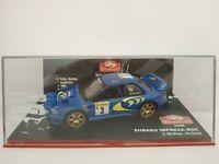 1/43 SUBARU IMPREZA WRC MCRAE GRIST 1998 RALLYE IXO RALLY CAR ESCALA DIECAST