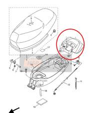 Maniglie Maniglioni Passeggero sella booster Yamaha Bw's Originale 50 2T 2004 >