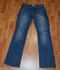 GAP CURVY FLARE Women's sz 4 / 27 STYLISH Denim JEANS   EUC