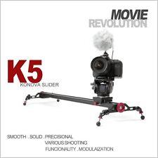 KONOVA KNK5120 K5 120cm Moving Canon Nikon DSLR Camera Video Photo Slider