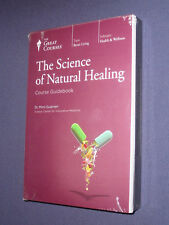 Teaching Co Great Courses  DVDs    THE SCIENCE of NATURAL HEALING    new + BONUS