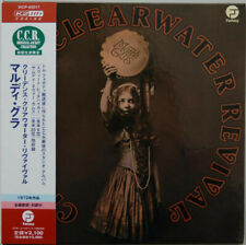 CCR CREEDENCE CLEARWATER REVIVAL - MARDI GRAS ( MINI LP AUDIO CD with OBI )
