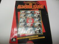 1994 MLB BASEBALL ALL-STAR GAME PROGRAM AT THREE RIVERS STADIUM PITTSBURGH